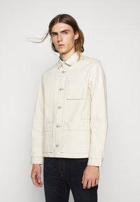 Folk - PLINTH JACKET - Summer jacket - ecru - 0