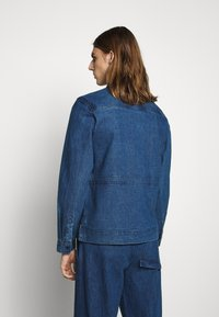 Folk - PLINTH JACKET - Summer jacket - slub denim - 2