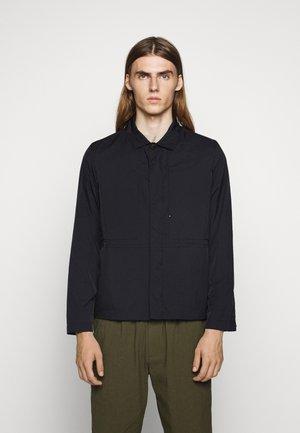 JUNCTION JACKET - Summer jacket - navy