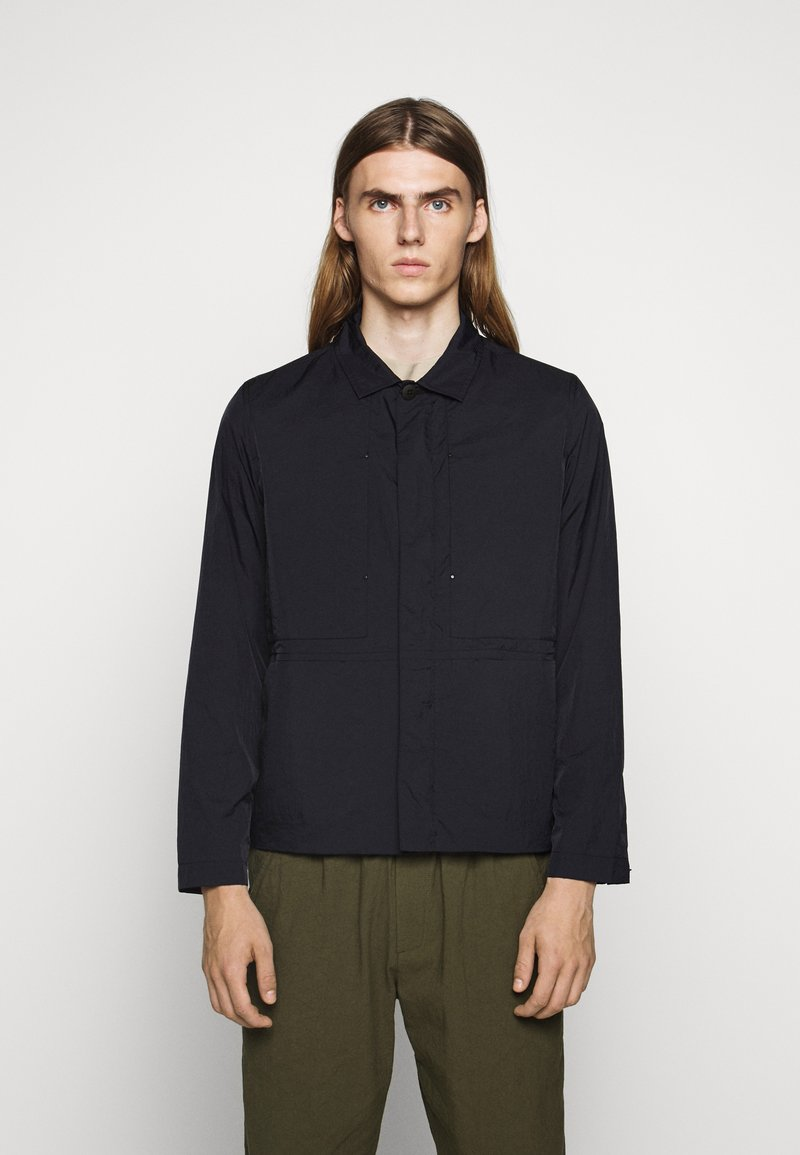 Folk - JUNCTION JACKET - Summer jacket - navy