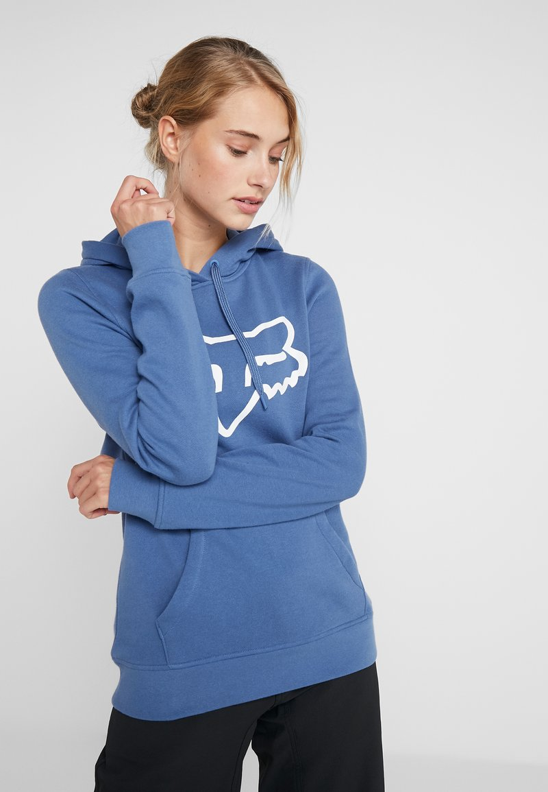 Fox Racing - CENTERED - Hoodie - blue