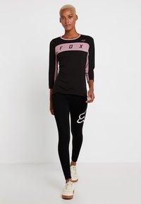 Fox Racing - WOMENS RANGER - Funktionsshirt - black - 1