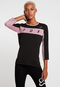 Fox Racing - WOMENS RANGER - Funktionsshirt - black - 0