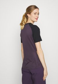 Fox Racing - WOMENS FLEXAIR  - T-Shirt print - dark purple - 2