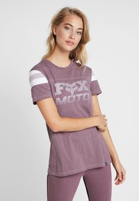 Fox Racing - CHARGER - T-Shirt print - purple - 0