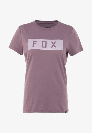 SOLO TEE - T-Shirt print - pur