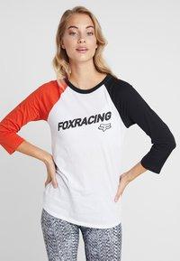 Fox Racing - STRUCK  - Langarmshirt - white - 0