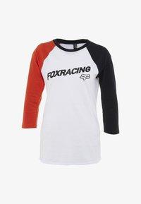 Fox Racing - STRUCK  - Langarmshirt - white - 3