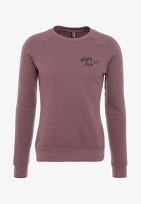 Fox Racing - WILD FREE CREW  - Sweatshirt - purple - 3