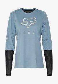 Fox Racing - WOMENS DEFEND - Funktionsshirt - light blue - 4