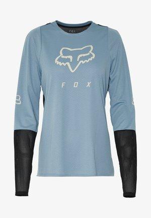 WOMENS DEFEND - Funktionsshirt - light blue