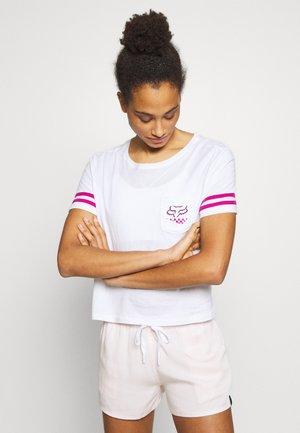 RALEIGH  - T-Shirt print - white