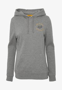 Fox Racing - FLUTTER  - Kapuzenpullover - mottled grey - 4