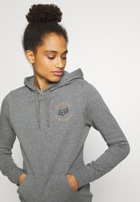 Fox Racing - FLUTTER  - Kapuzenpullover - mottled grey