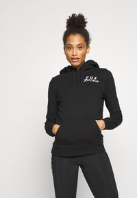 Fox Racing - LAPPED  - Kapuzenpullover - black - 0