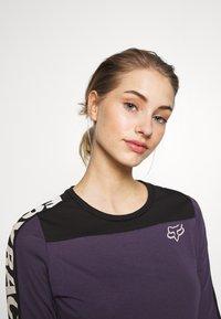 Fox Racing - RANGER - Funktionsshirt - dark purple - 3