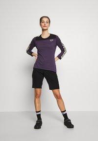 Fox Racing - RANGER - Funkční triko - dark purple - 1