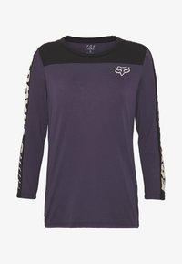 Fox Racing - RANGER - Funkční triko - dark purple - 5