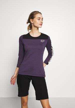 RANGER - Funktionstrøjer - dark purple