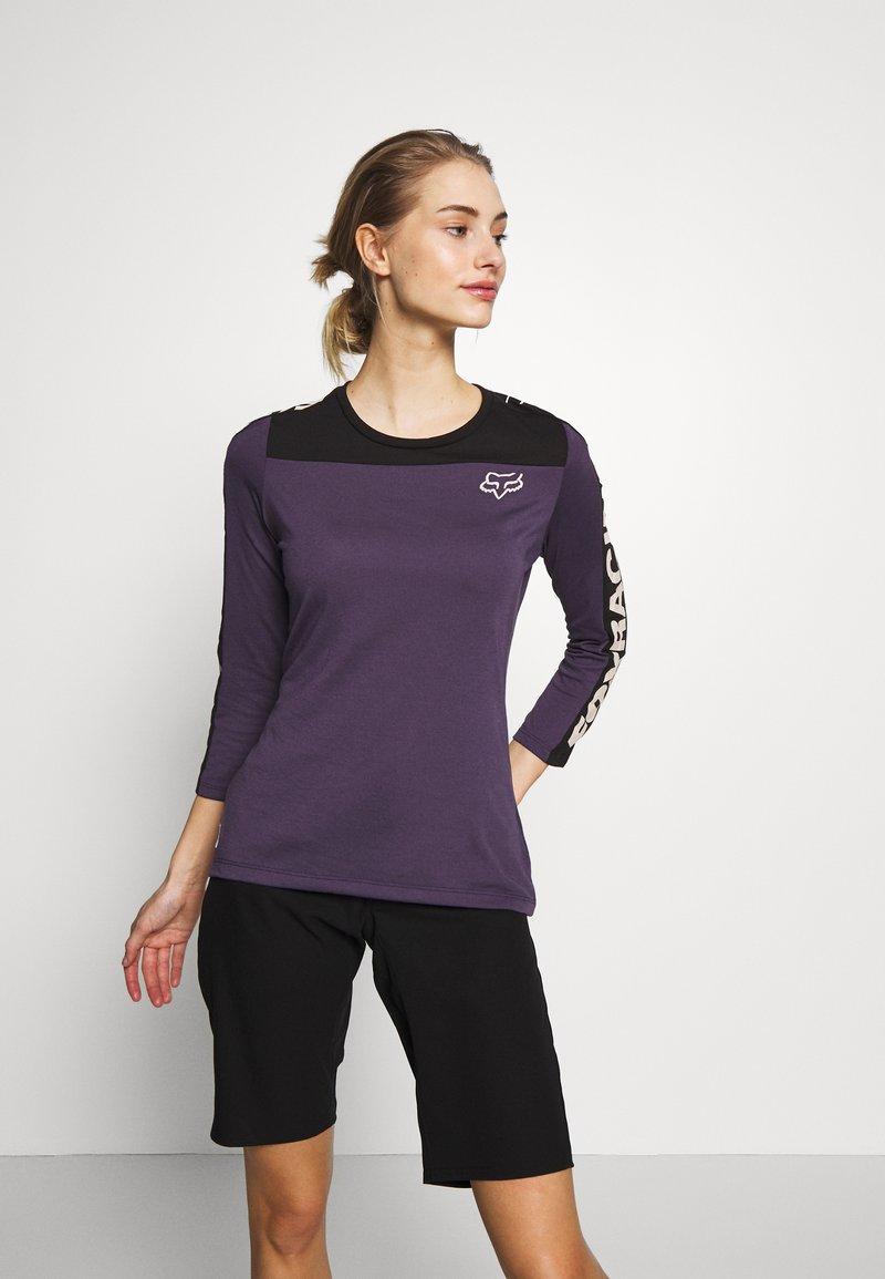 Fox Racing - RANGER - Funkční triko - dark purple