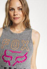Fox Racing - RICHTER TANK - Top - grey - 4