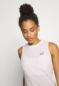 Fox Racing - MONARCH TANK  - Top - light pink