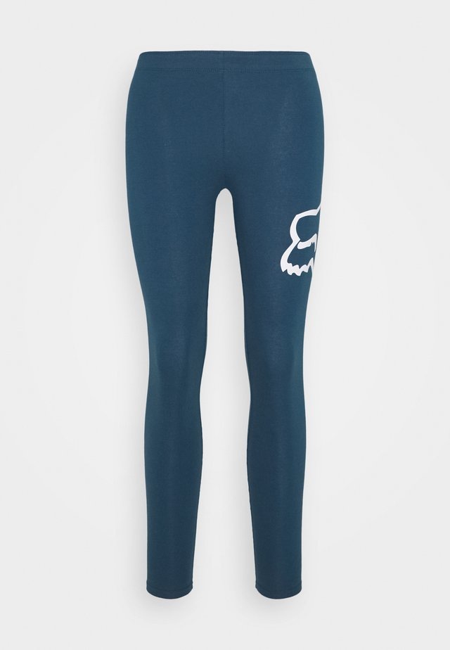 ENDURATION LEGGING - Legging - blue/white