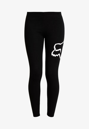 ENDURATION LEGGING - Tights - black/white