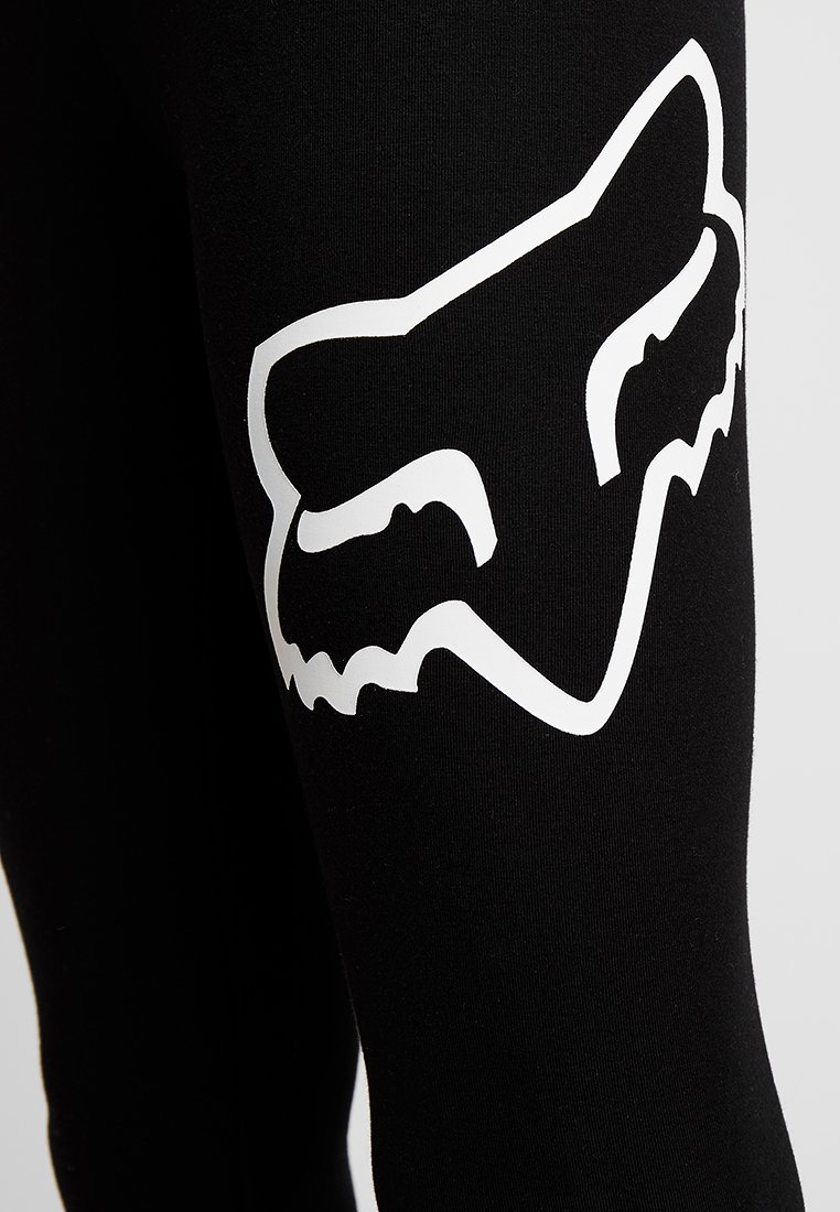 Racing white Fox Enduration Black LeggingCollant BoWderCx