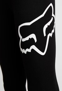 Fox Racing - ENDURATION LEGGING - Tights - black/white - 4