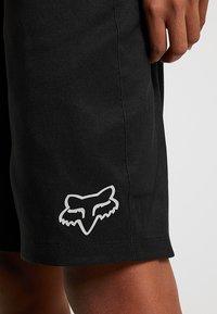 Fox Racing - WOMENS RANGER SHORT - kurze Sporthose - black - 8