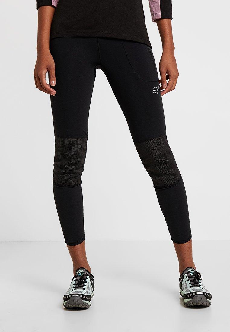 Fox Racing - WOMENS RANGER - Tights - black