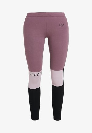 STELLAR LEGGING - Tights - purple
