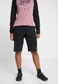 Fox Racing - RANGER - Outdoor Shorts - black - 0