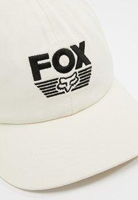 Fox Racing - ASCOT HAT - Czapka z daszkiem - beige - 5