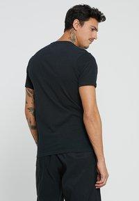 Fox Racing - CHAPPED AIRLINE TEE - T-Shirt print - black - 2