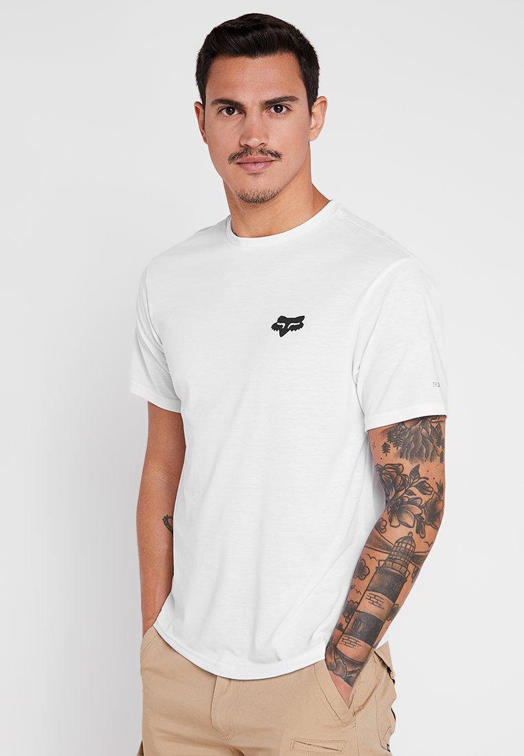 Fox Racing - MANIFEST TECH TEE - T-Shirt print - white