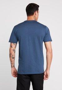 Fox Racing - HELLION PREMIUM TEE - T-Shirt print - navy - 2