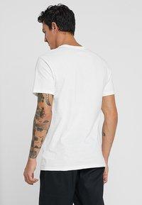 Fox Racing - BARRED PREMIUM TEE - T-Shirt print - optic white - 2