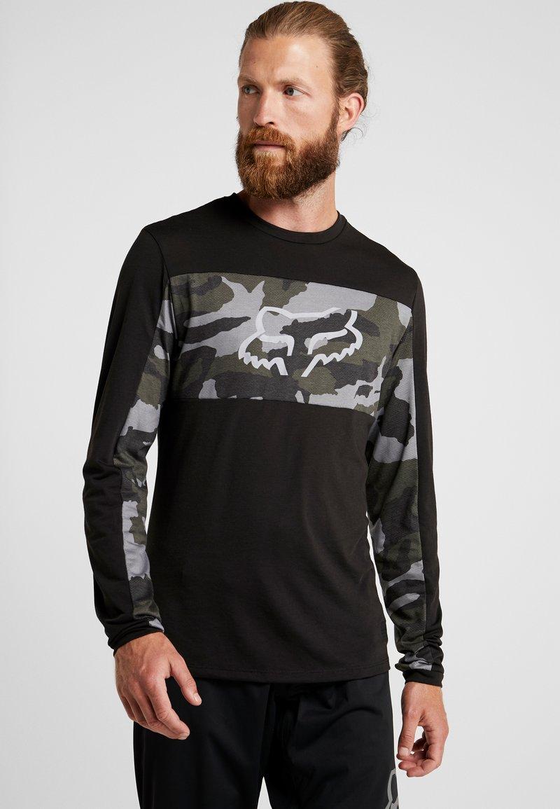 Fox Racing - RANGER  - Funktionsshirt - anthrazit