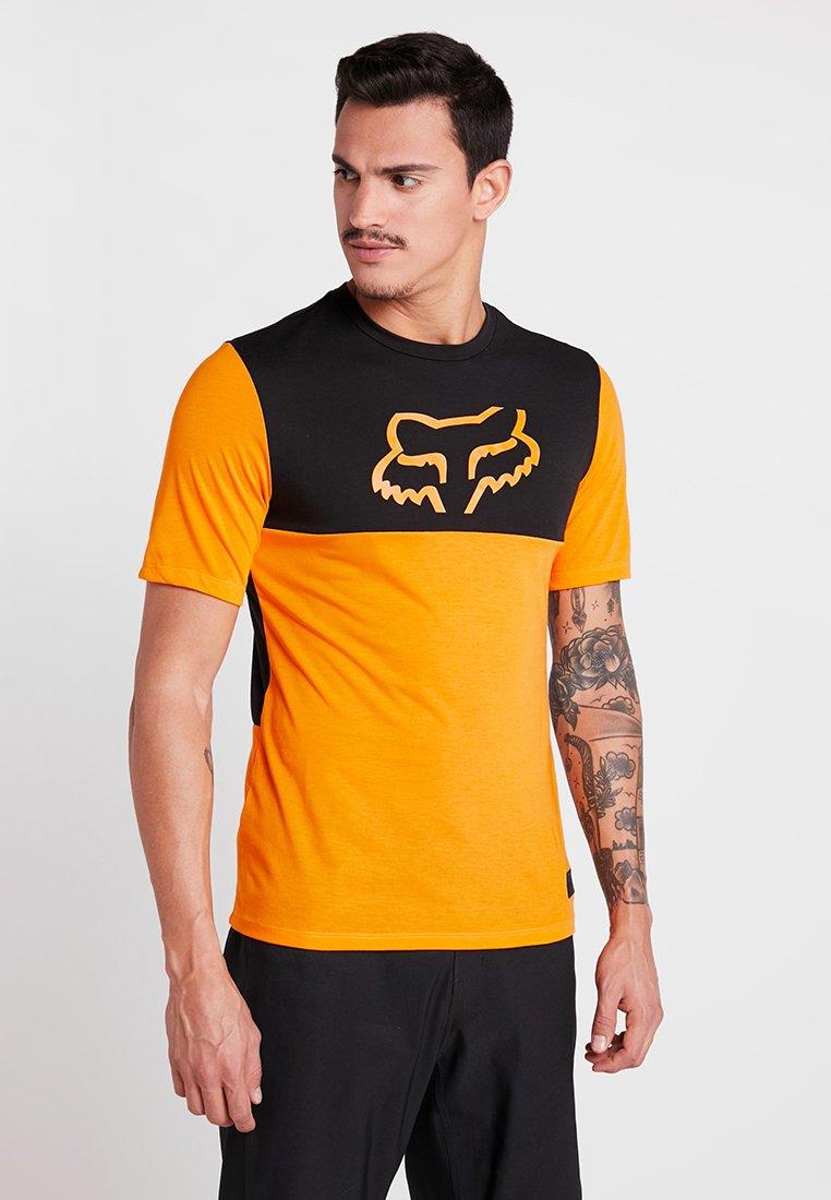 Fox Racing - RANGER DRI RELEASE - T-Shirt print - orange