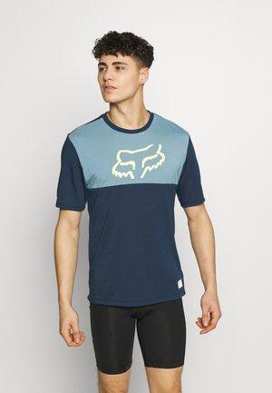 RANGER DRI RELEASE - T-Shirt print - navy