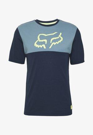 RANGER DRI RELEASE - T-shirt imprimé - navy