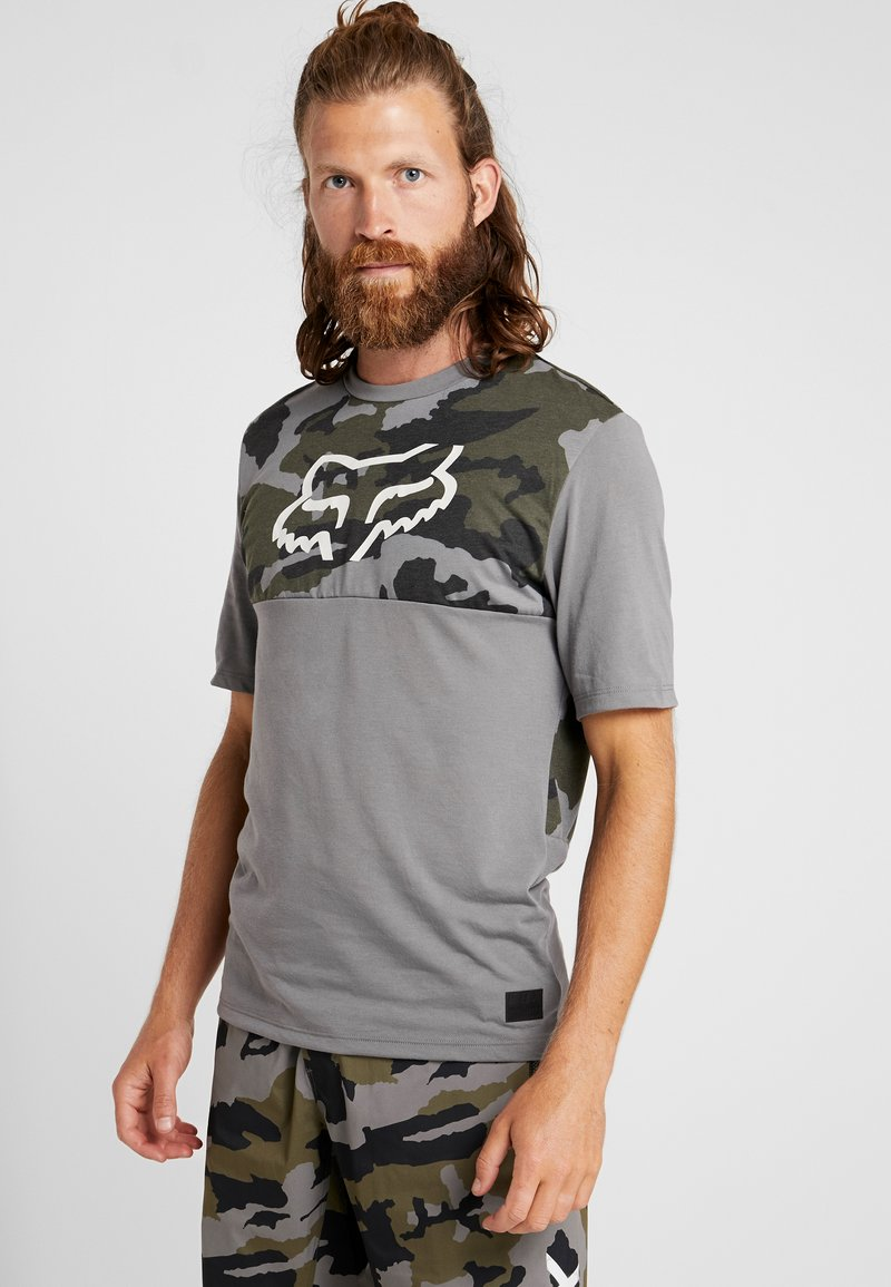 Fox Racing - RANGER DRI RELEASE - T-Shirt print - olive