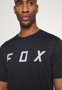 Fox Racing - RANGER  - T-Shirt print - black/grey - 5