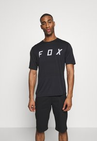 Fox Racing - RANGER  - T-Shirt print - black/grey - 0