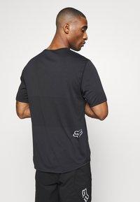 Fox Racing - RANGER  - T-Shirt print - black/grey - 2