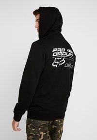 Fox Racing - PRO CIRCUIT ZIP - Bluza rozpinana - black - 2