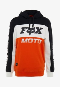 Fox Racing - CHARGER - Kapuzenpullover - black