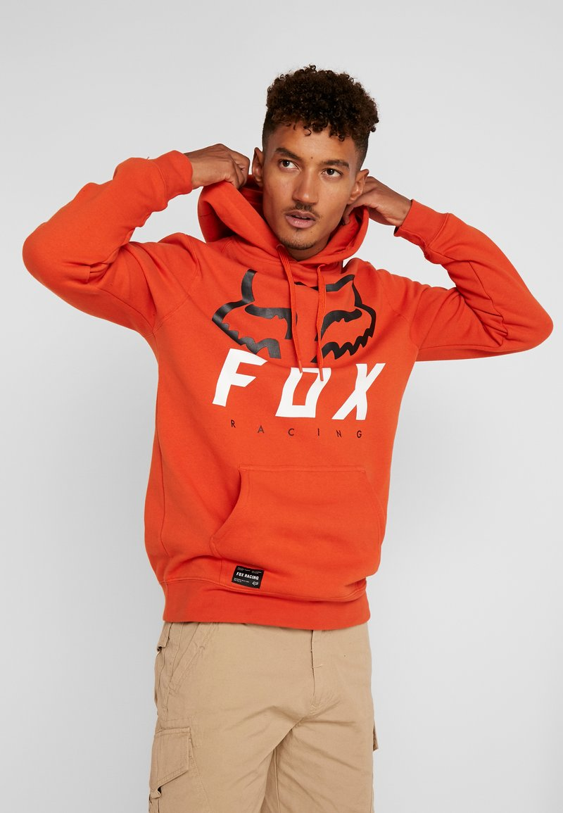 Fox Racing - HERITAGE FORGER  - Jersey con capucha - atomic orange